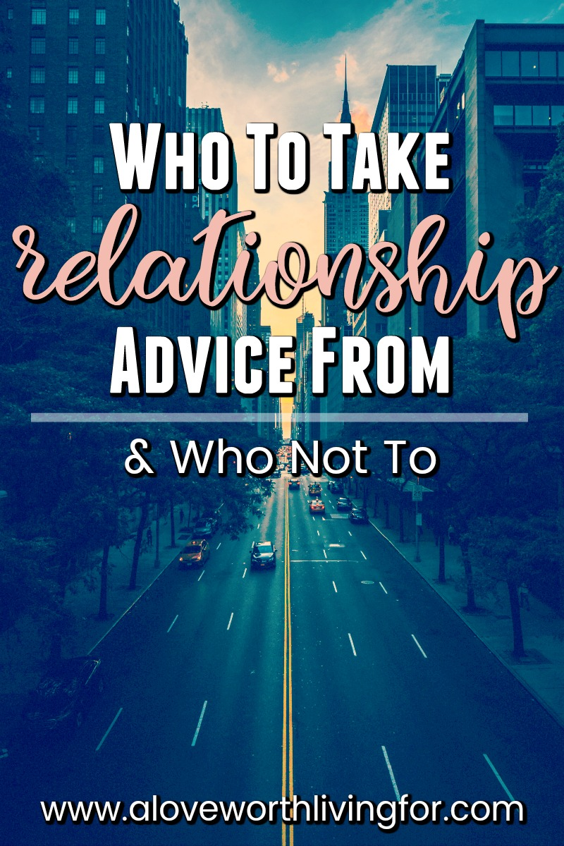 Opinions are a dime a dozen. It is not hard to find advice. People love to tell you how to live and love. Not all advice is created equal. How can we discern what advice is worth keeping and what advice we should let fall away?