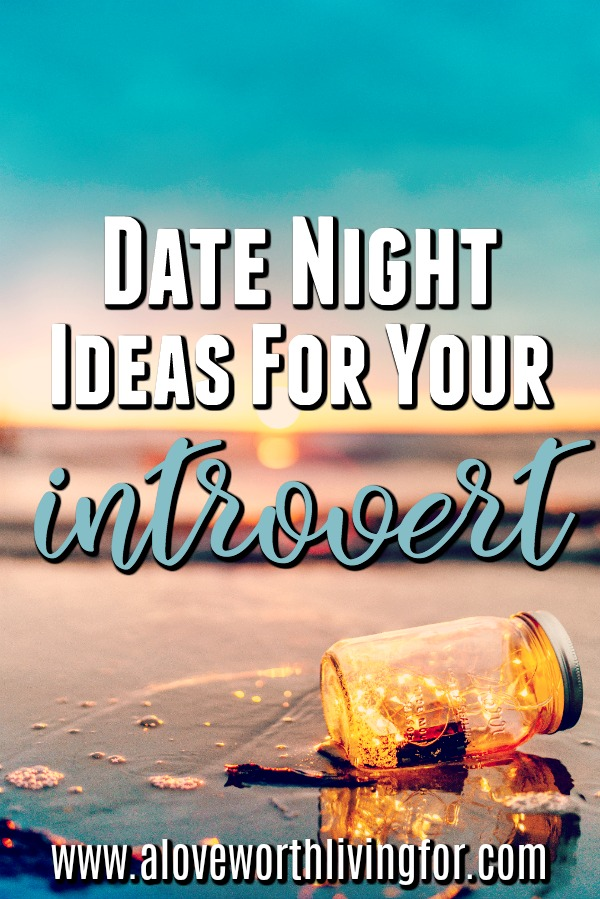 Not all dates are created equal. If you are lucky enough to love an introvert then you need to add these introverted date night ideas to your arsenal! Here are five romantic date night ideas for your introvert!