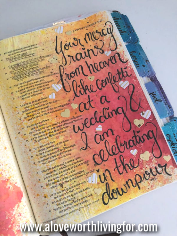 Pinterest and Instagram are full of pictures of gorgeous Bible pages but where do you start if you are interested into getting into Bible journaling? The Ultimate Beginners Guide To Bible Journaling Supplies is the perfect place to start. It's packed full of Bible journaling supplies and ideas!