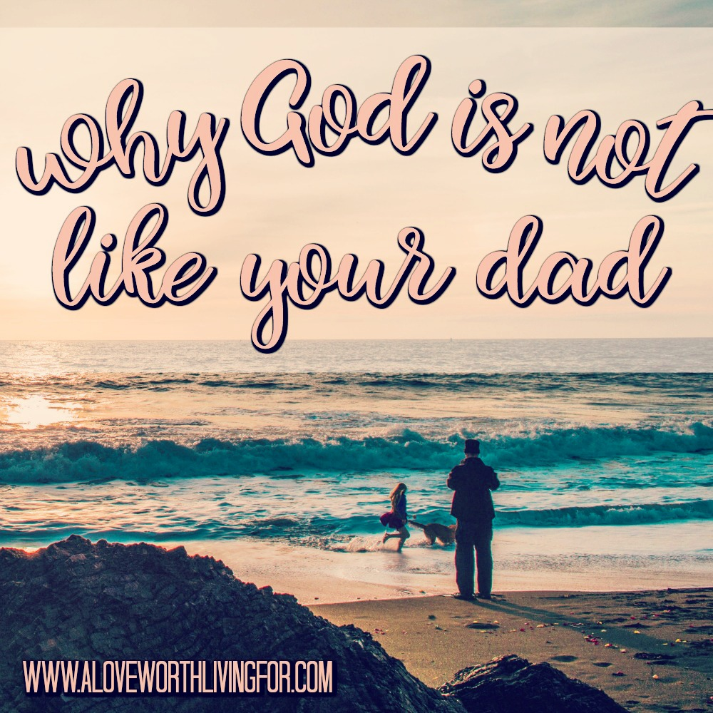 Whether your dad was a rockstar father, fell short in many areas or was missing all together it is crucial that you take a minute to examine how his role in your life has impacted how you see our Heavenly Father. Here are so super important ways that God is not like your dad.