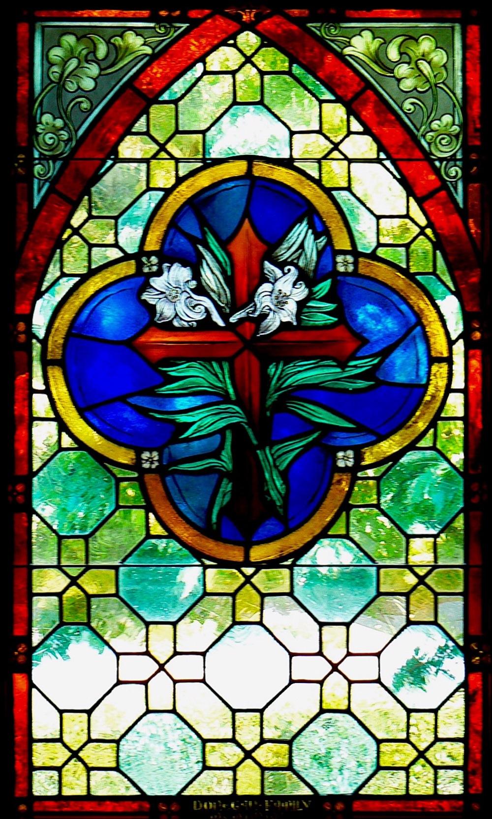 6. Annunciation Symbol- Barnstable,Ma..jpg
