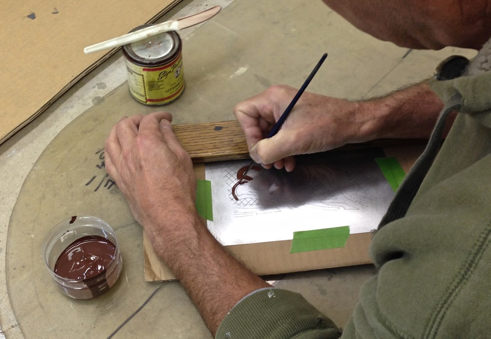 Creating Sheet Metal Stencil