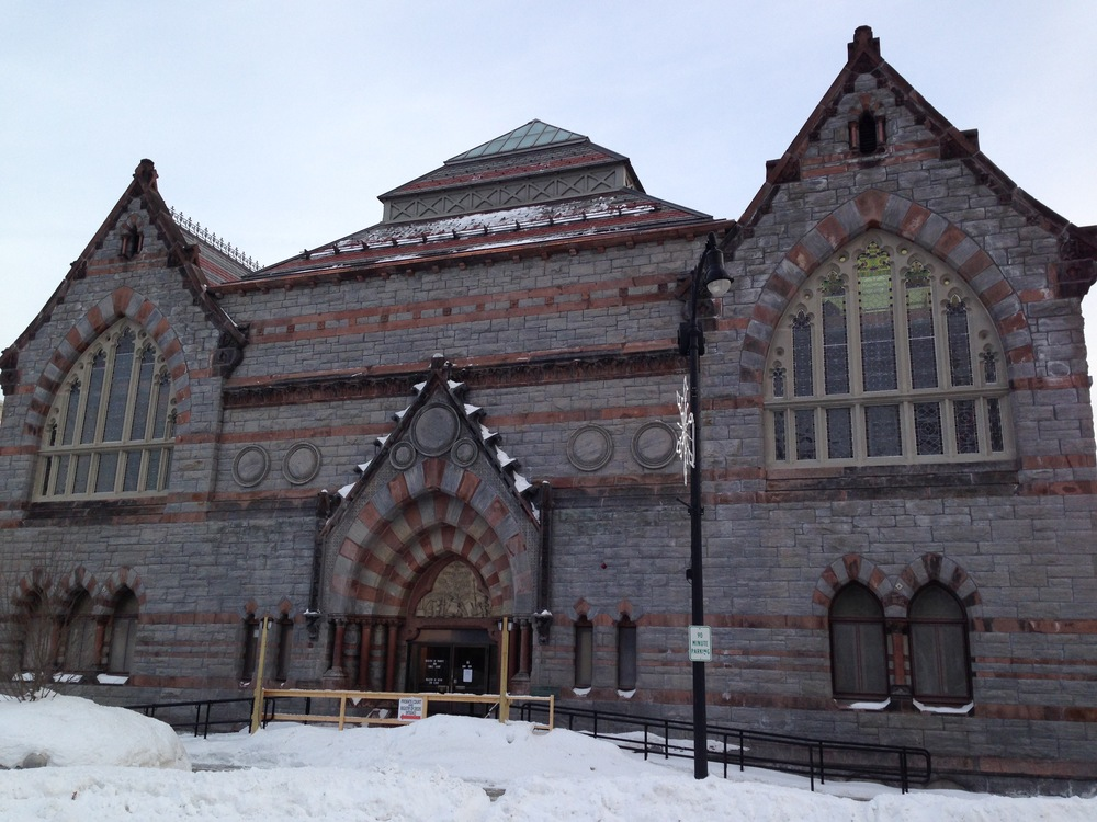 Family Courthouse, Pittsfield, Ma. - Restoration