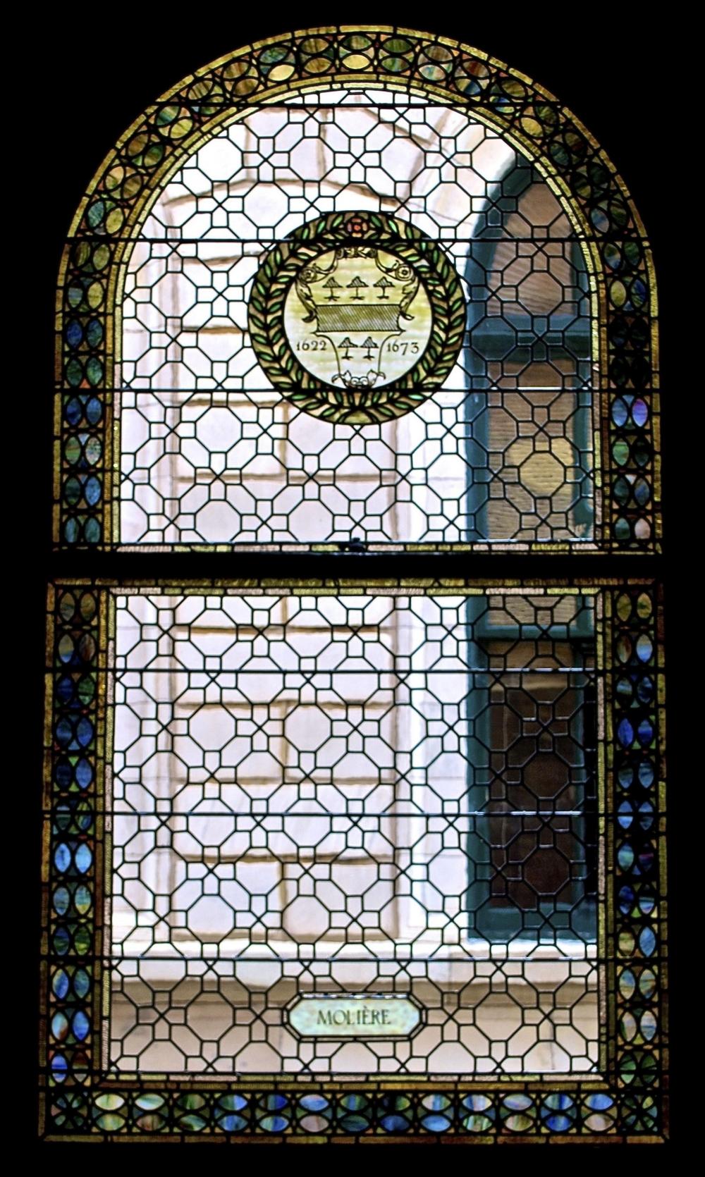 2. Restored Tiffany-Hall of Armor, Springfield Museums..jpg