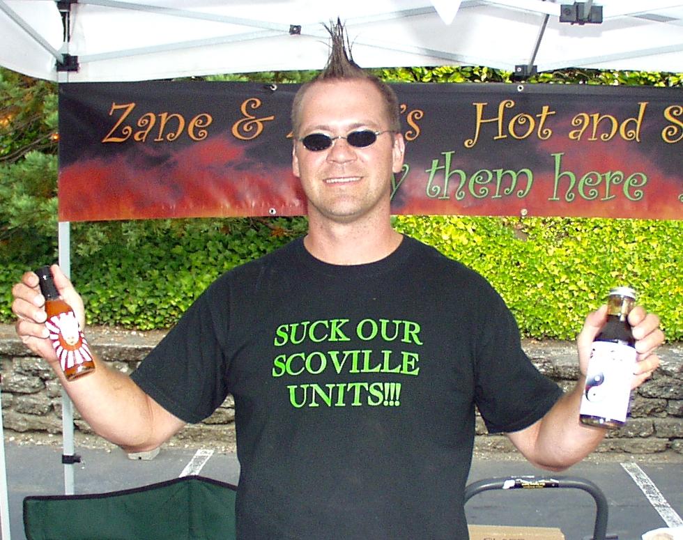 Sam from Zane & Zack's. Photo copyright 2009 by Zachary D. Lyons.