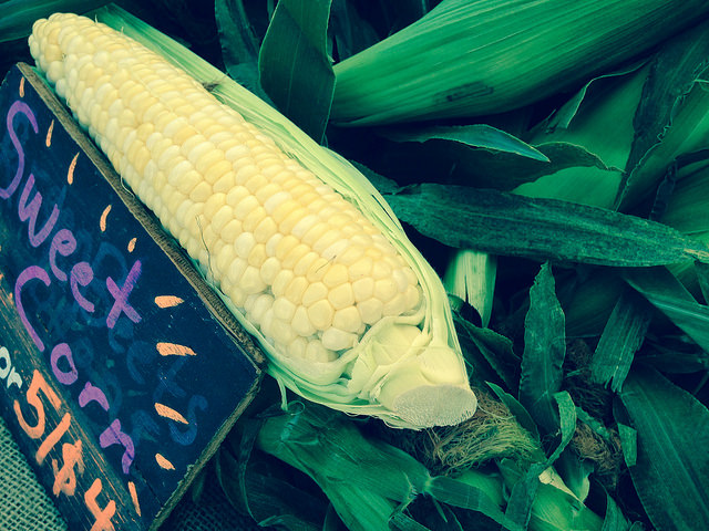 Sweet Corn from Lyall Farms