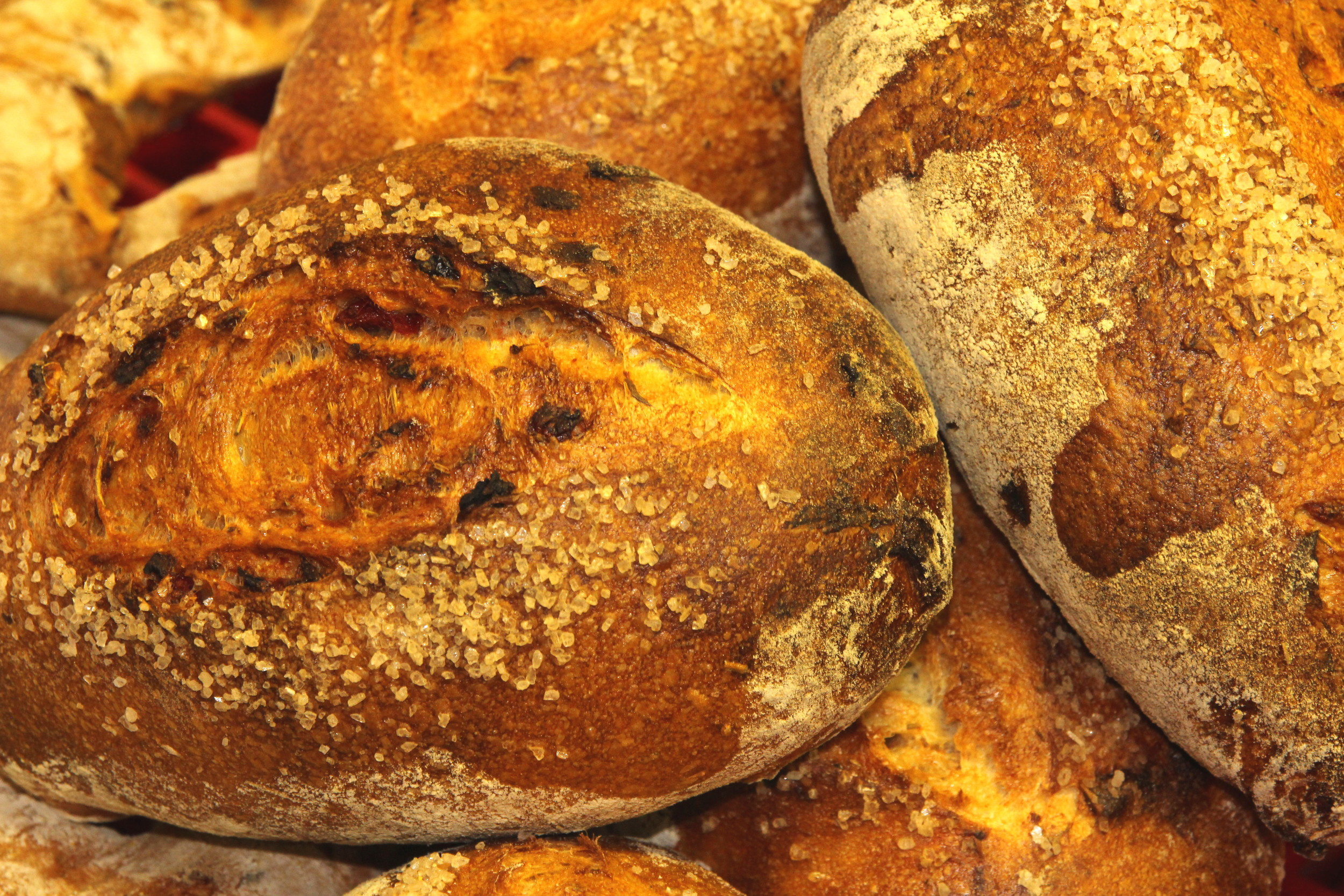 Pomodoro bread from Snohomish Bakery. Photo courtesy Snohomish Bakery.