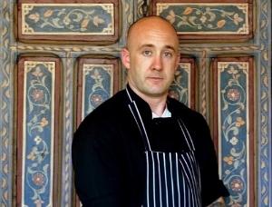 Chef David Mitchell