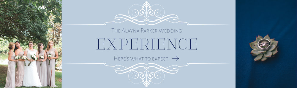 alayna parker photography wedding experience what to expect