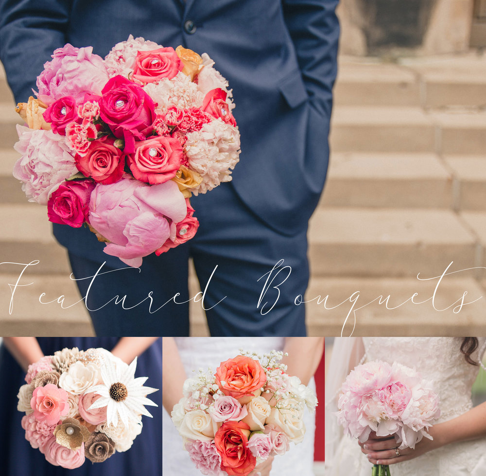 best featured bouquets
