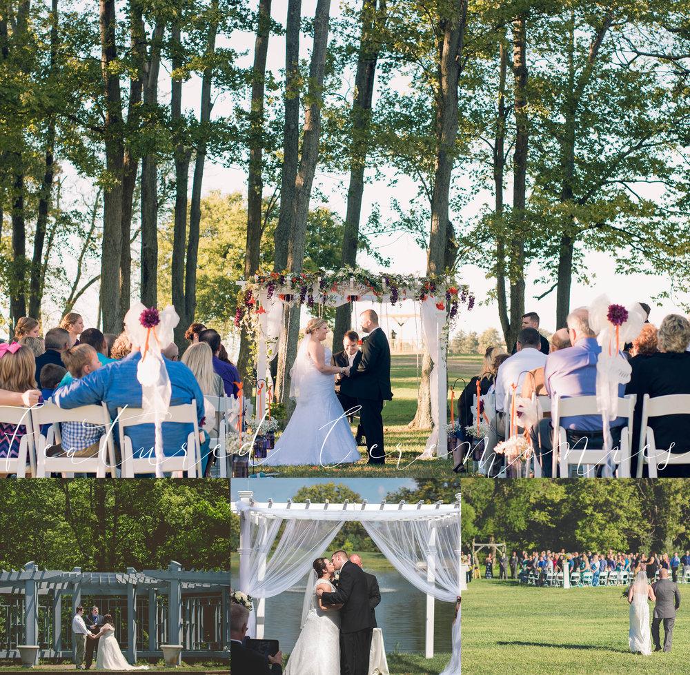 outdoor wedding ceremonies