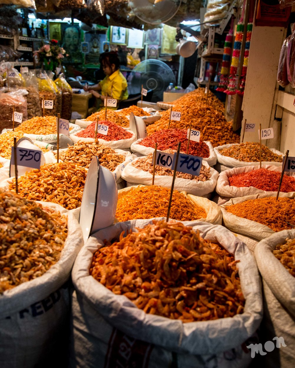 Every type of dried shrimp imaginable