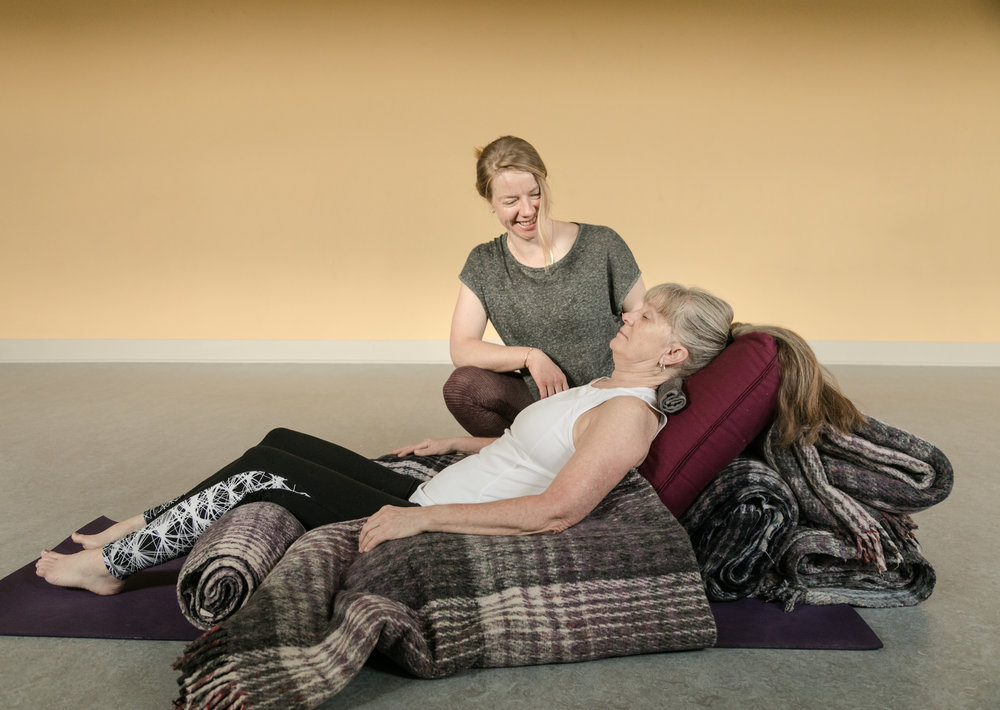 """Sara is an exceptionally skilled teacher, and her ability to  foster a deep & complete state of relaxation  is truly something wonderful. She helped me to let go of some long held stress, and I felt a great sense of peace for days after working with her."" Mitch"