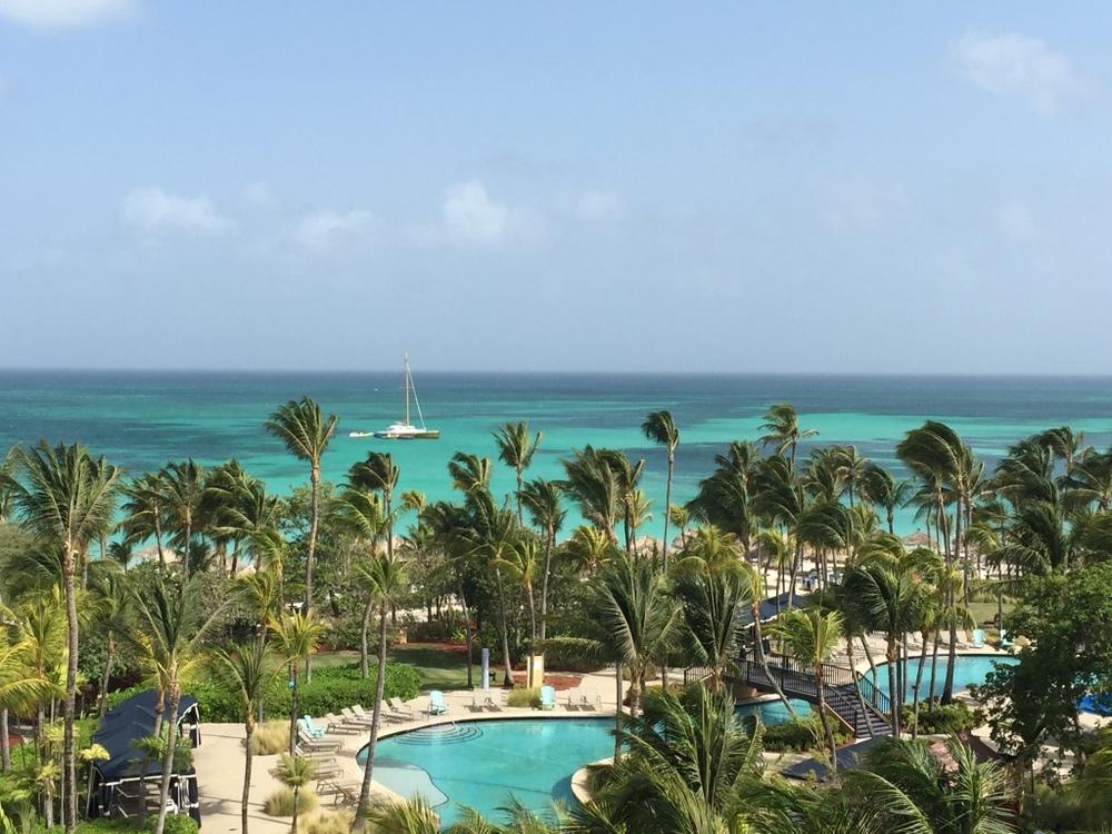 Radisson Aruba Resort & Casino - Palm Beach, Aruba   Awards and Recognition: AAA Four Diamond Award