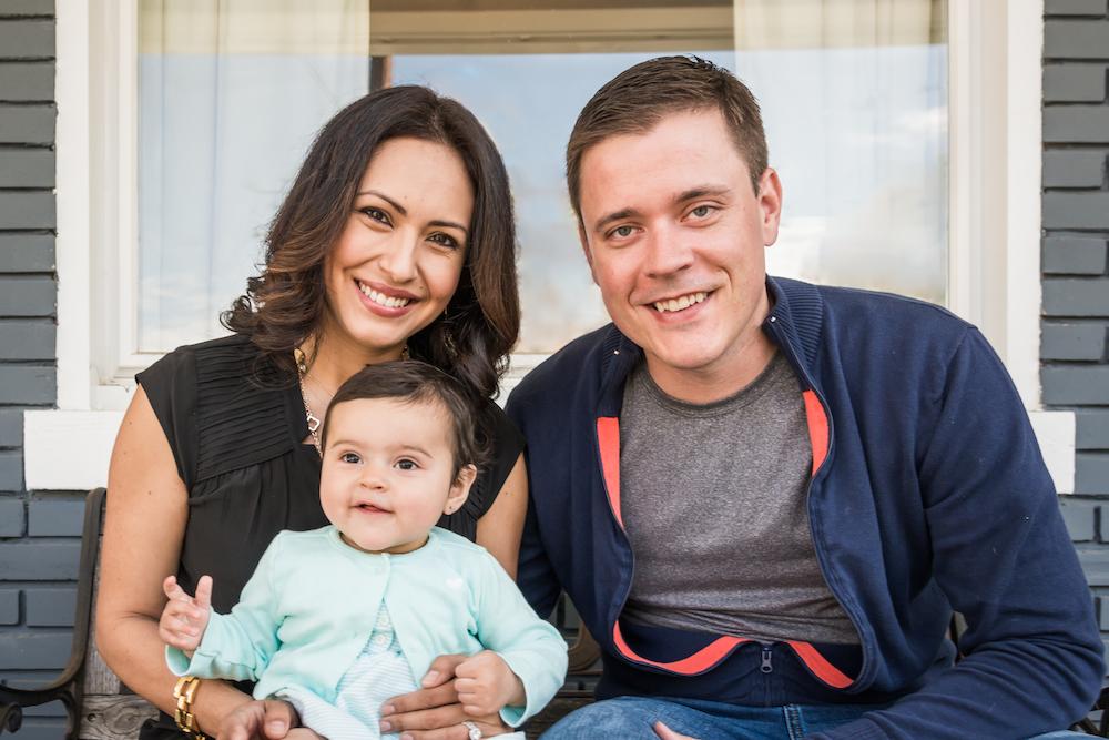 Belinda Garza, Matt Hartwig and cutieGraciela