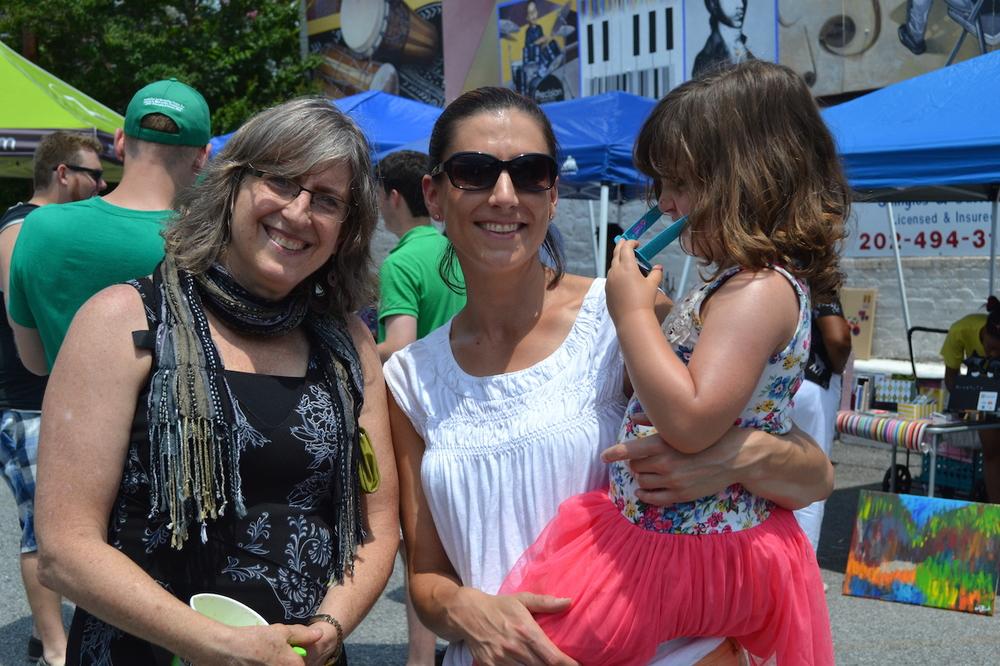 Nancy Roth and Heather Schneider