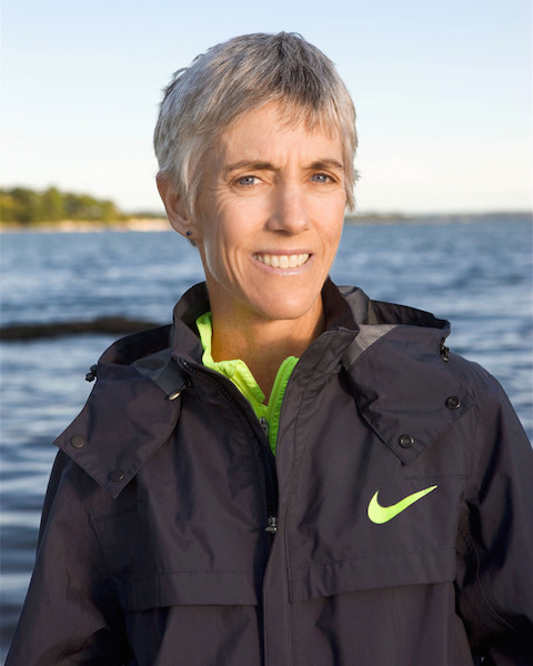 Pic courtesy of Joan Benoit Samuelson