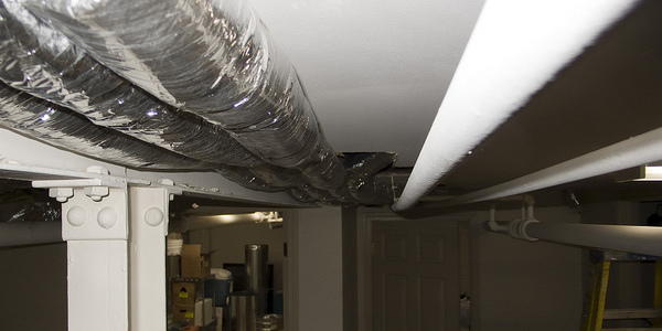 Mini duct system (courtesy Stephen M. Scott)