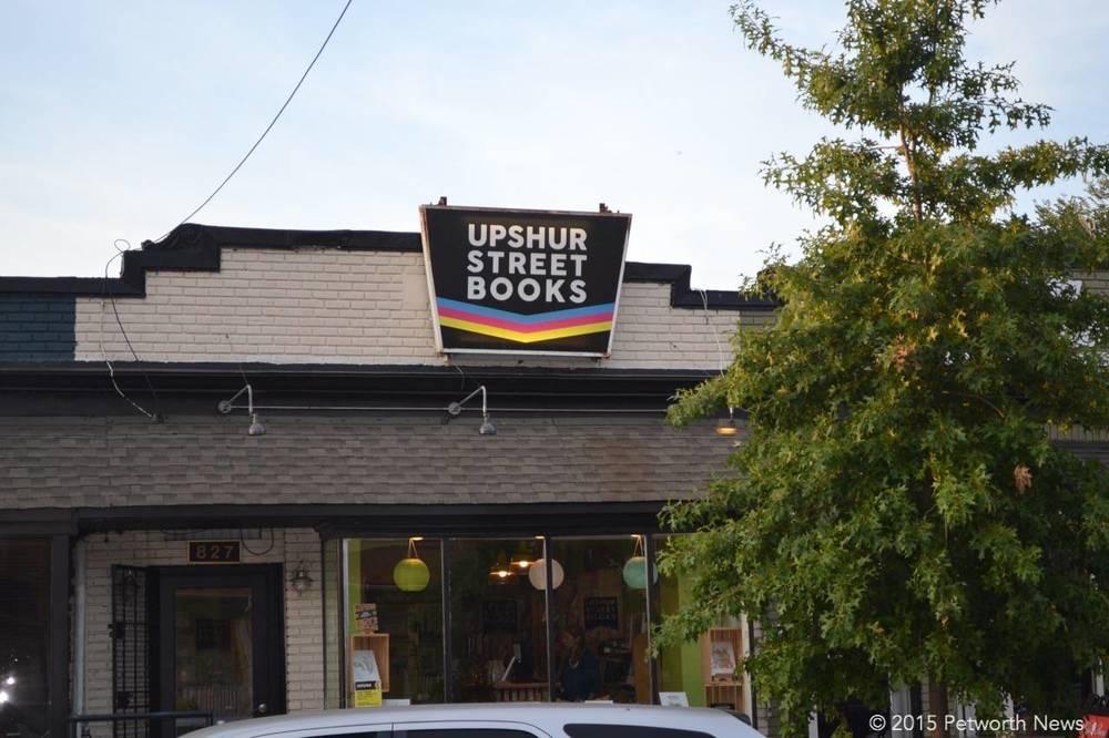 Upshur Street Books (827 Upshur St NW)