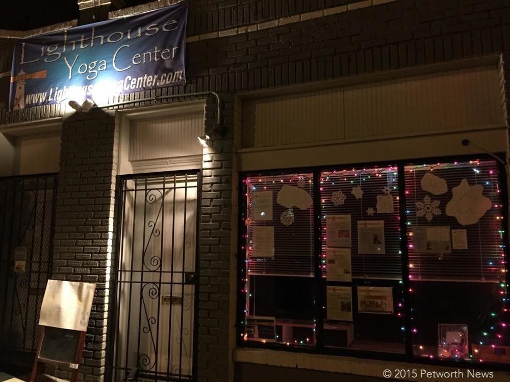 Lighthouse Yoga   (a Petworth News sponsor!)