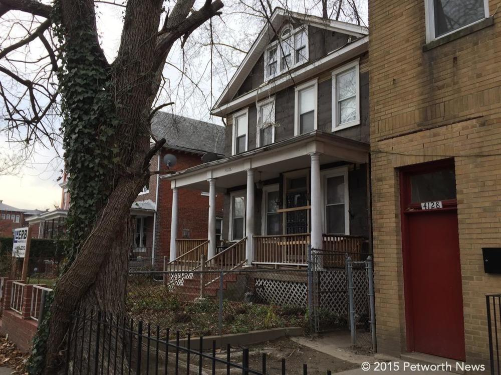 4126 8th Street sold for $680,000 and will be torn down for an 8-unit condo building.