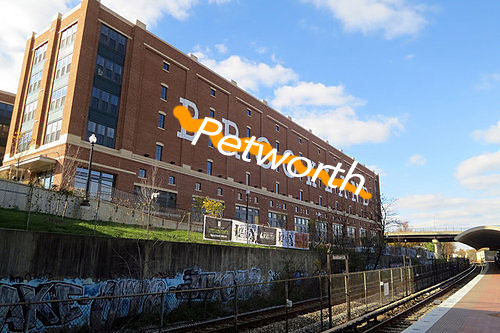 With much respect for our neighbors in Brookland, but seriously, vote for  Petworth !