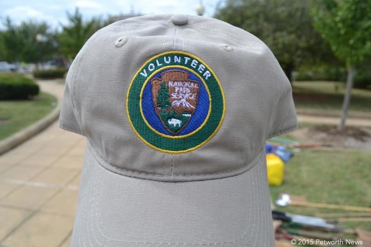 Volunteer, and you can get one of these nifty hats.