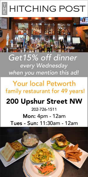 Petworth News readers enjoy a 15% discount!