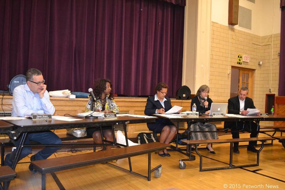 Photo from 2015 meeting of ANC 4D