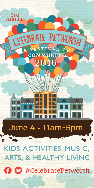 Petworth's own Festival is June 4th.