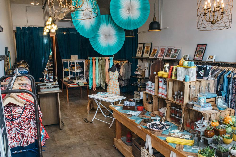 Willow Fashion on Upshur Street NW (photo courtesy Willow)