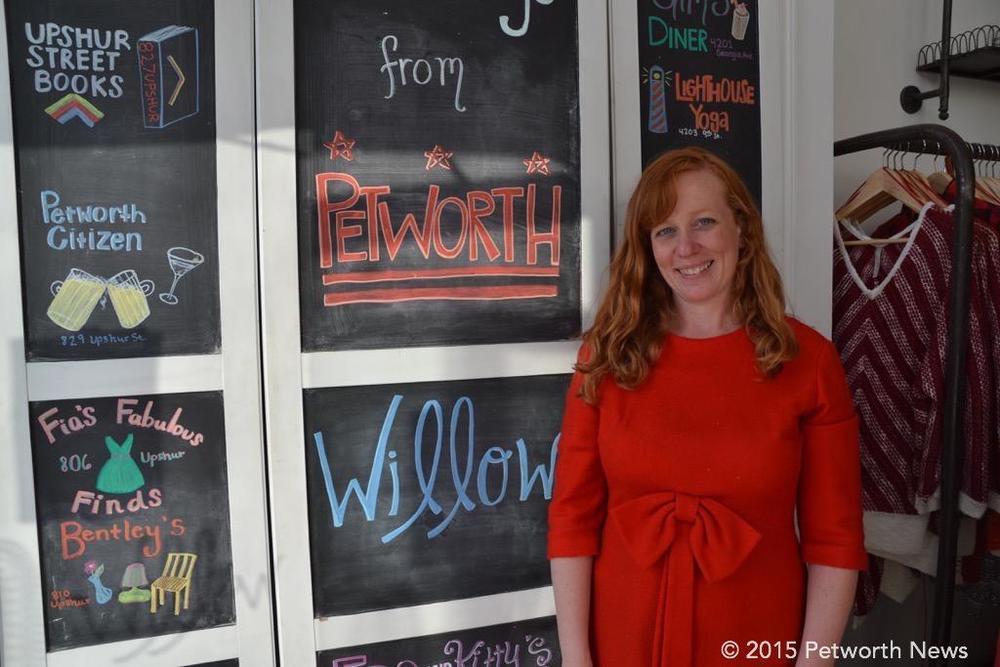 Willow owner Julie Wineinger
