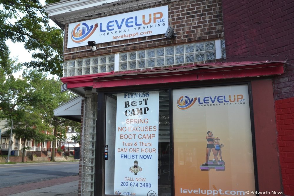Level Up Personal Training (4424 Georgia Ave NW)