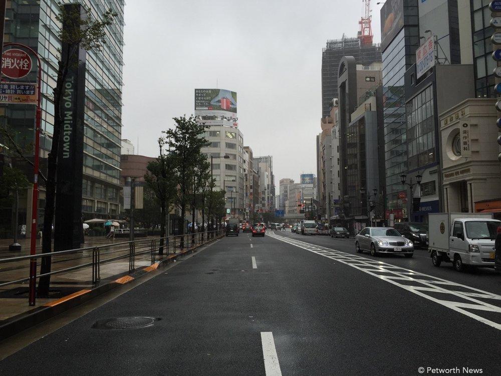 Downtown Roppongi, Tokyo