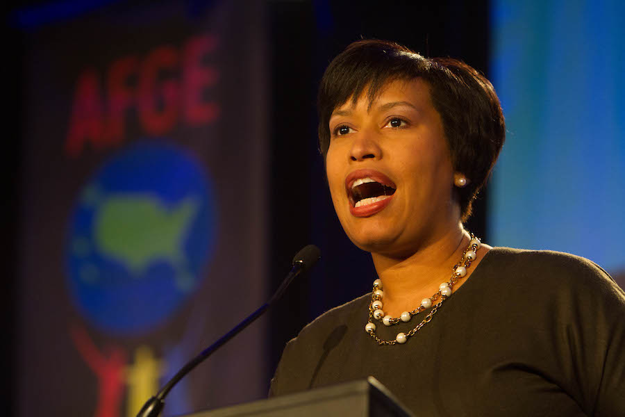 DC's Mayor Muriel Bowser (photo: wikipedia commons)