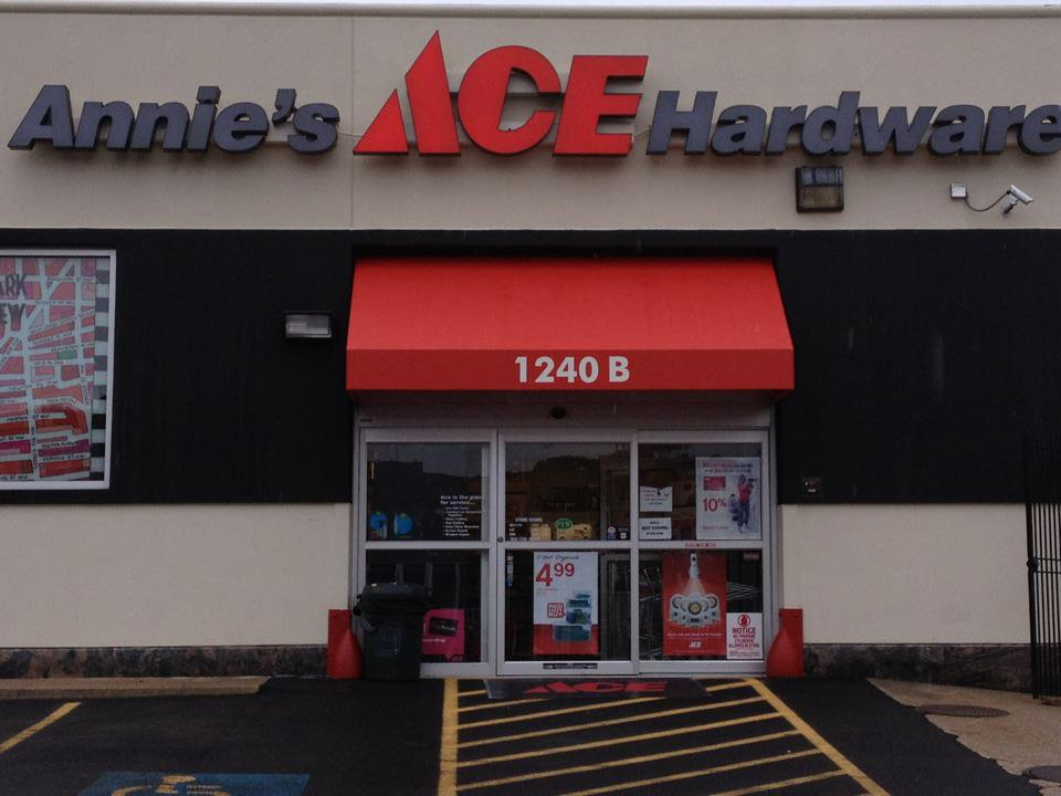 Annie's Ace Hardware, 1240 Upshur St NW (photo courtesy of Annie's)