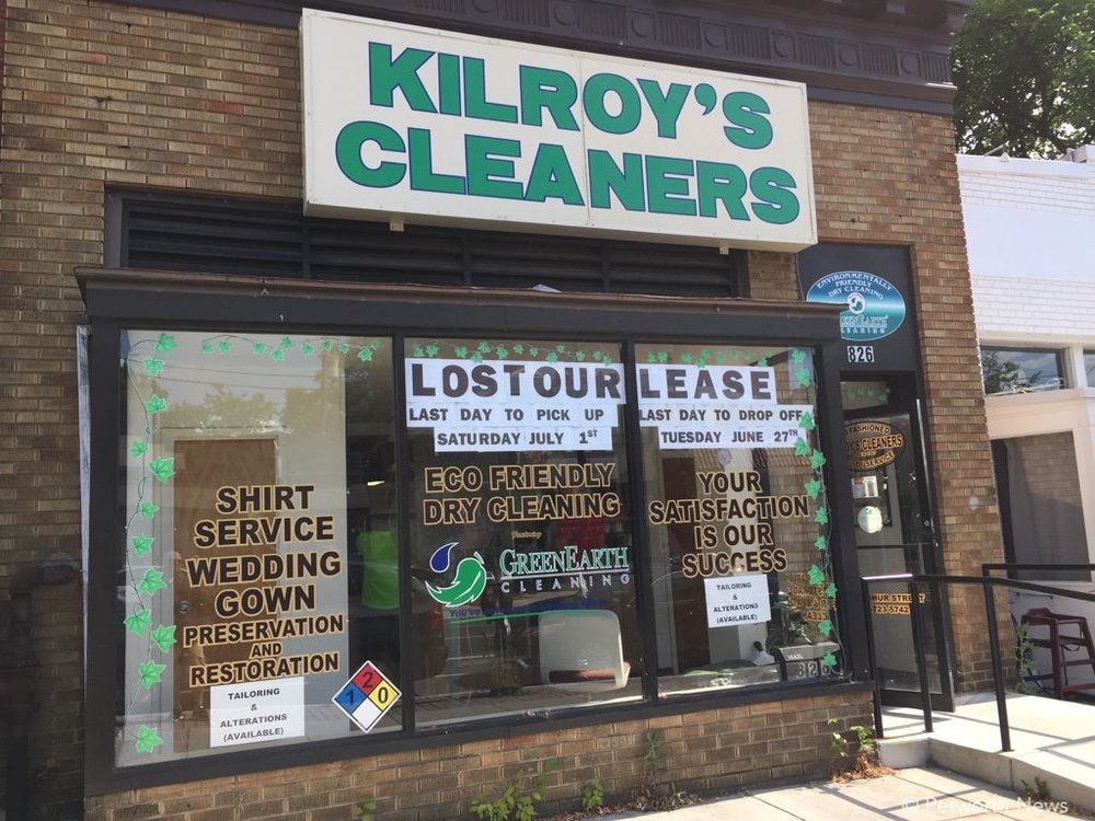 Kilroy's Cleaners, 826 Upshur St NW