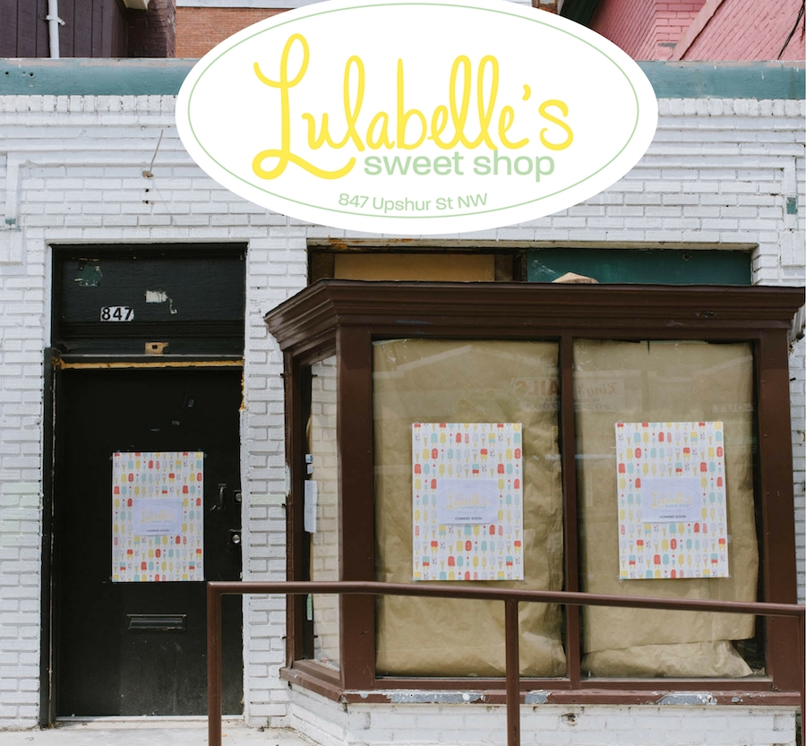 Coming soon to Upshur Street (photo: Lulabelle's Sweet Shop)