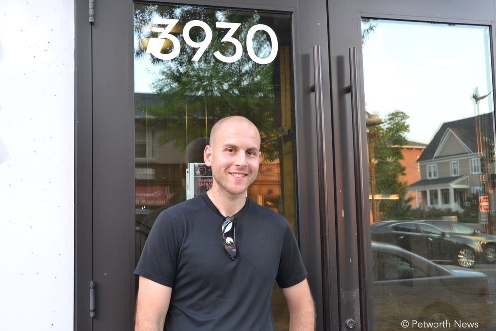 This is the first restaurant for the 32-year old former Navy officer, Jared Fackrell, who has a strong passion for cider and is excited to open the new brewery.