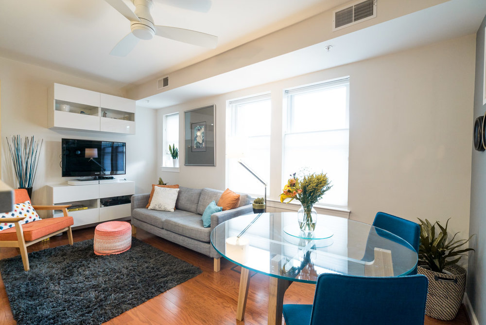 A great condo along the Georgia Avenue corridor in Petworth