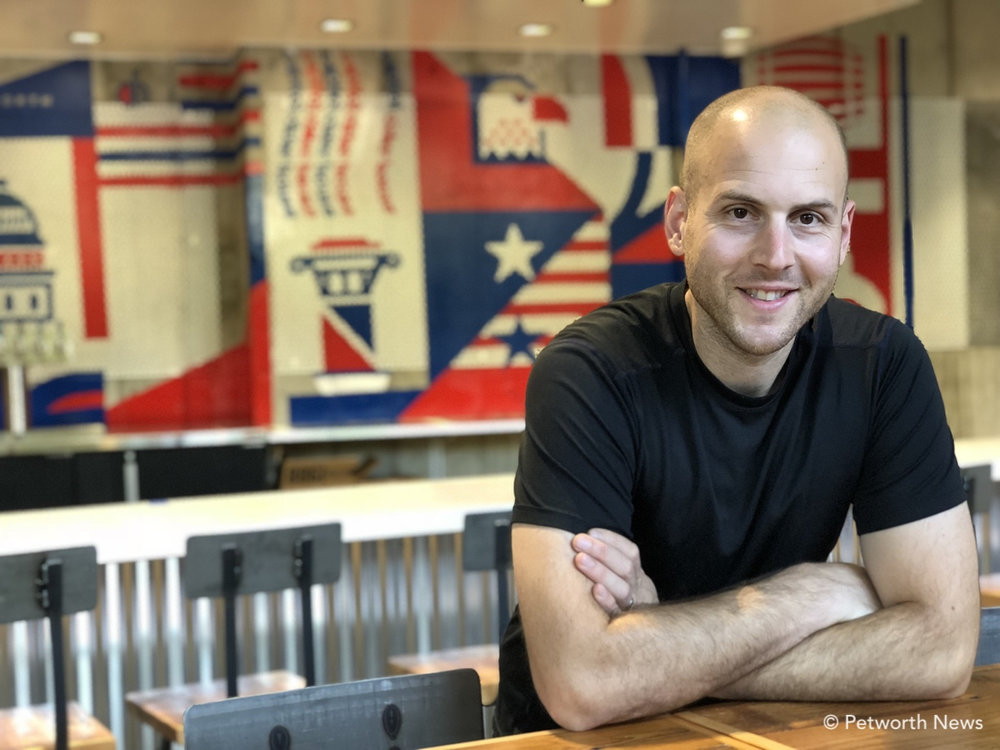 Jared Fackrell knows cider, and is ready to share some great flavors with Petworth.