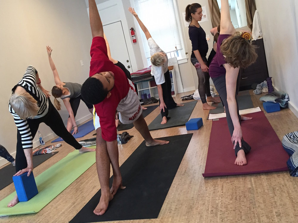 photo courtesy of Lighthouse Yoga