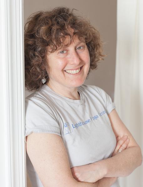 Owner Julie Eisenberg