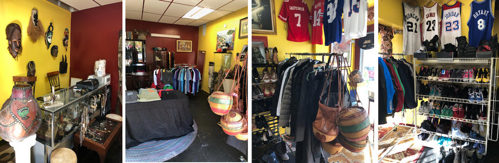 Interior of On Consignment (photos courtesy of owners)