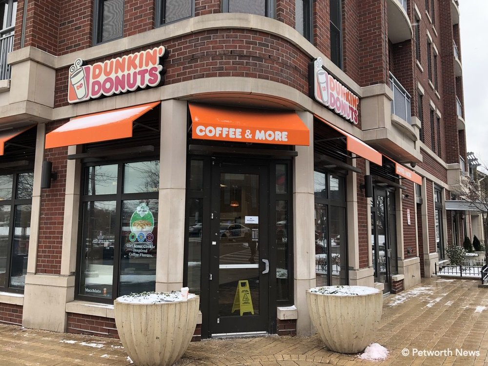 Dunkin Donuts at 850 Quincy Street NW