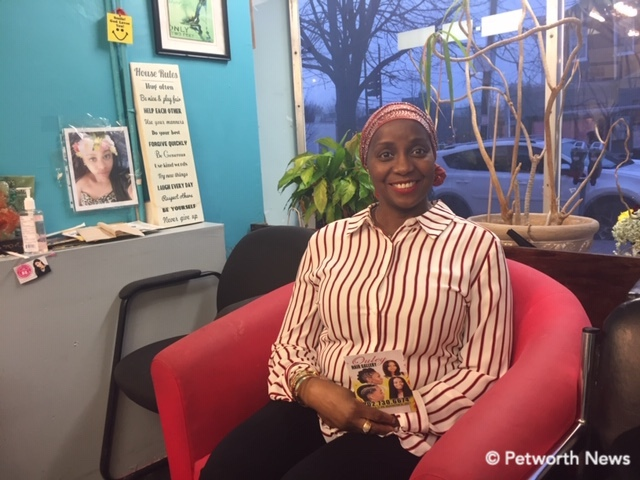 Ouley Beye came to the US from Senegal and founded her career on hard work and a dream.