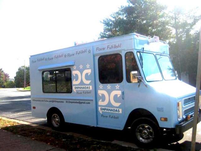 The DC Empanadas food truck (courtesy DC Empanadas)