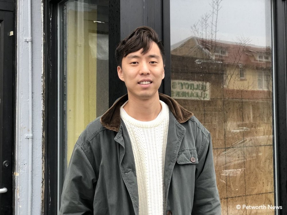 Eric Yoo is opening a ramen restaurant on Upshur Street in late 2019.