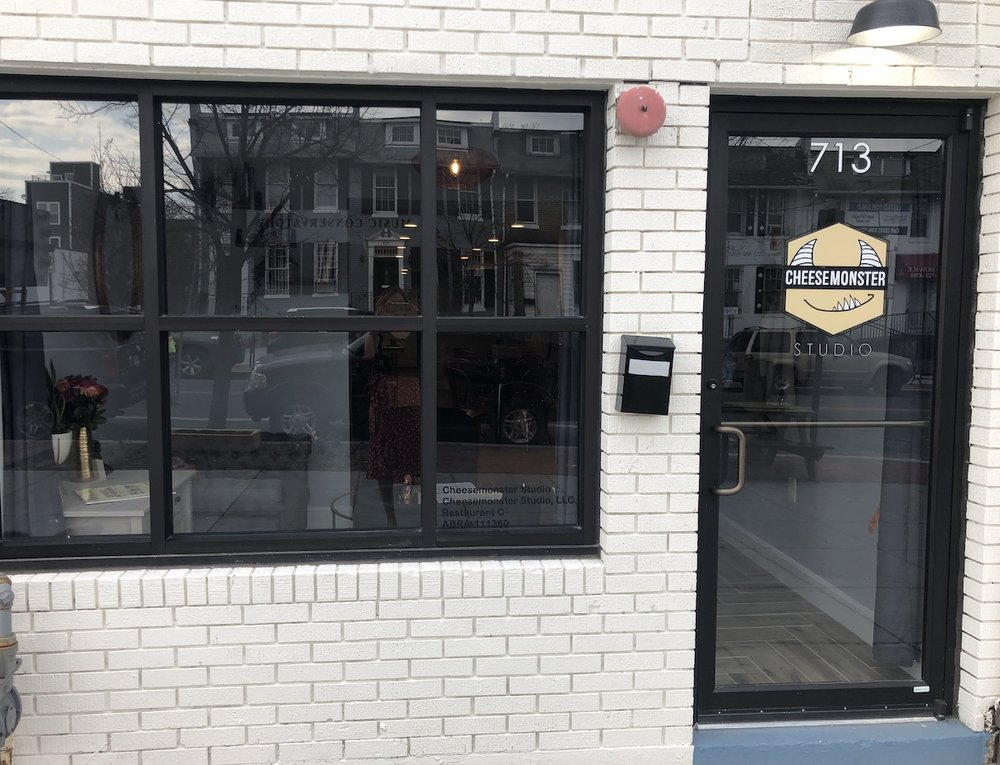 A renovated location on Kennedy Street is the new home of Cheesemonster Studio (photo: Cheesemonster)
