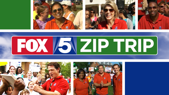 Fox 5 DC to broadcast from Petworth Rec Center Friday